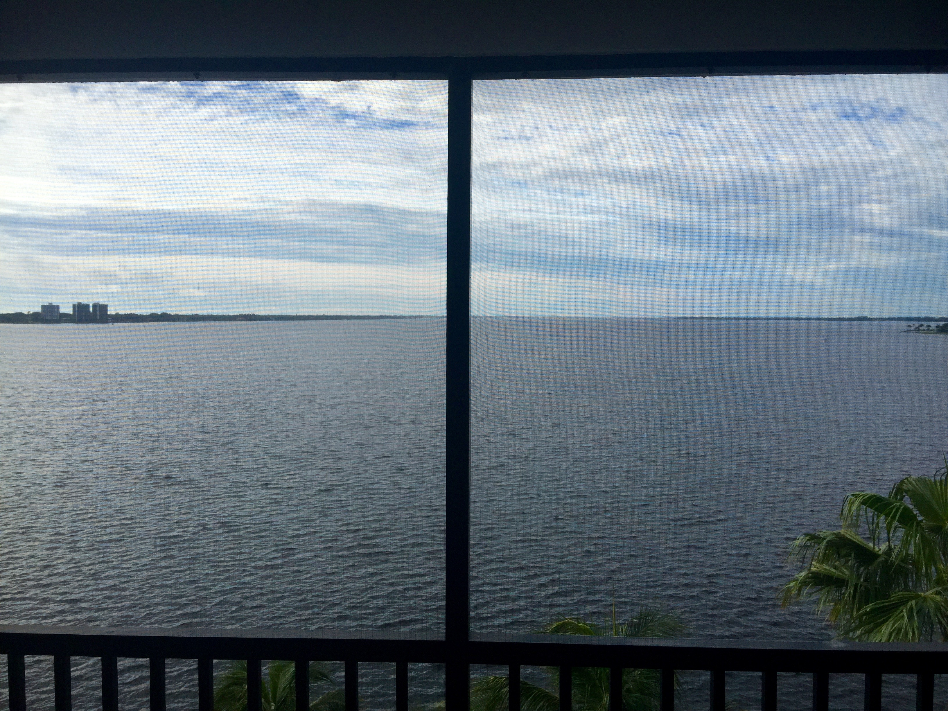 Amazing views of the Caloosahatchee River