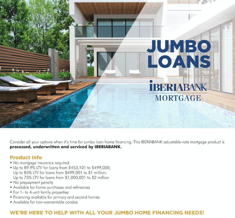 Jumbo Loans for Jumbo Dreams